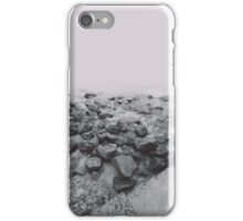 rocks and bricks iPhone Case/Skin