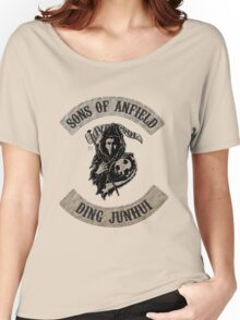 Sons of Anfield - Famous Fans, Ding Junhui Women's Relaxed Fit T-Shirt