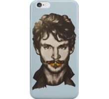 Don't touch Will Graham iPhone Case/Skin
