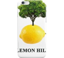 Lemon Hill iPhone Case/Skin