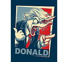 Donald Photographic Print