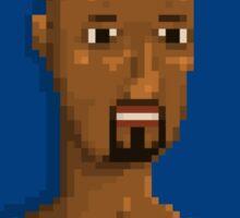 Juwan Howard - Washington Bullets  Sticker