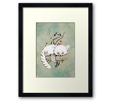 Red Panda! Framed Print