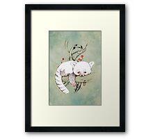 Red Panda! Framed Print
