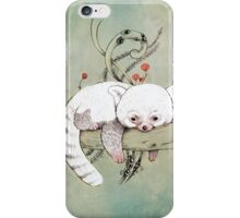 Red Panda! iPhone Case/Skin