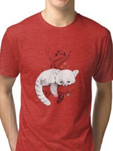 Red Panda! Tri-blend T-Shirt