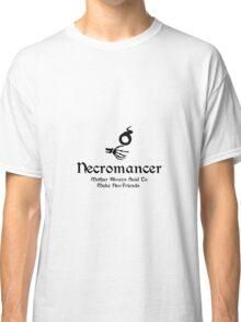 DnD - Necromancer Classic T-Shirt