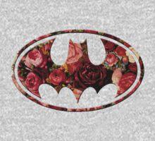 Floral Batman Kids Clothes