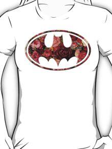 Floral Batman T-Shirt