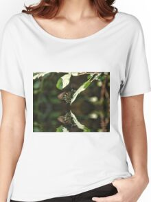 Butterfly By The River Women's Relaxed Fit T-Shirt