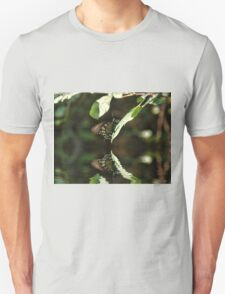Butterfly By The River T-Shirt