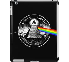 MONEY, dark side iPad Case/Skin