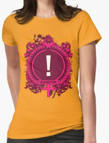 FOR HER - RANDOM Womens Fitted T-Shirt