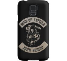 Sons of Anfield - Famous Fans, John Bishop Samsung Galaxy Case/Skin