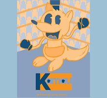 Kamau the Boxing Kangaroo Unisex T-Shirt