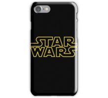 Star Wars Apparel iPhone Case/Skin