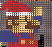 Mario Brickmas!!! Sticker