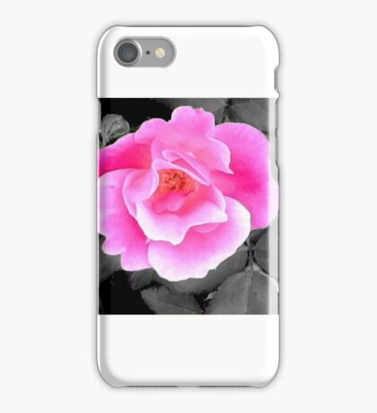 Entry for pink challenge iPhone Case/Skin