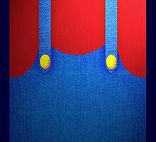 Mario Suit by LumpyHippo