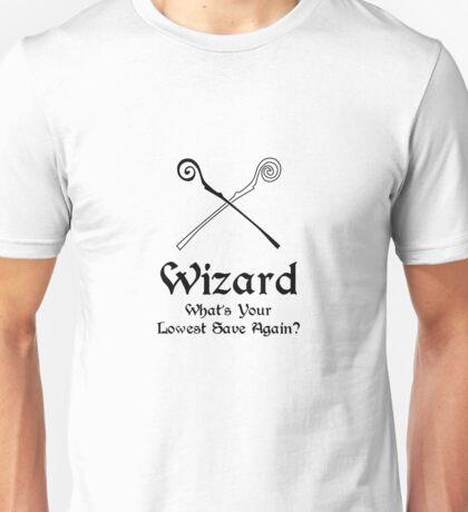 DnD - Wizard Unisex T-Shirt