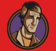 Time Travelers, Series 3 - Dr. Sam Beckett (Alternate) One Piece - Short Sleeve