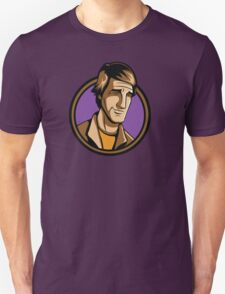 Time Travelers, Series 3 - Dr. Sam Beckett (Alternate) T-Shirt
