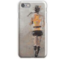 Läuferin iPhone Case/Skin