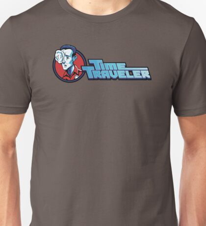 Time Travelers, Series 3 - T-1000 Unisex T-Shirt