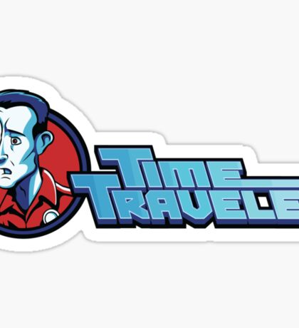 Time Travelers, Series 3 - T-1000 Sticker