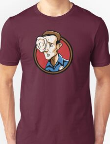 Time Travelers, Series 3 - T-1000 (Alternate) T-Shirt