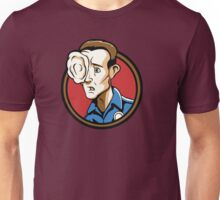 Time Travelers, Series 3 - T-1000 (Alternate) Unisex T-Shirt