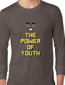 Rock Lee - The Power of Youth!! Long Sleeve T-Shirt