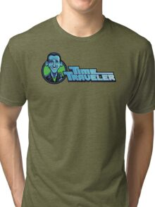 Time Travelers, Series 3 - The Ninth Doctor Tri-blend T-Shirt