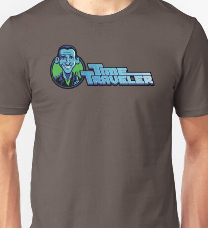 Time Travelers, Series 3 - The Ninth Doctor Unisex T-Shirt