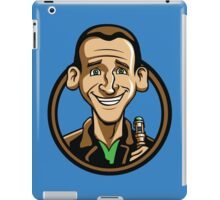 Time Travelers, Series 3 - The Ninth Doctor (Alternate) iPad Case/Skin