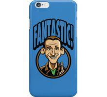 Time Travelers, Series 3 - The Ninth Doctor (Alternate 2) iPhone Case/Skin