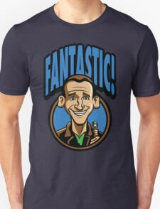 Time Travelers, Series 3 - The Ninth Doctor (Alternate 2) T-Shirt