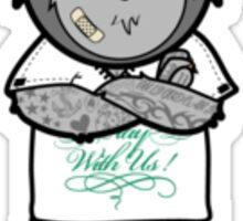 WILD CAT 2 Sticker