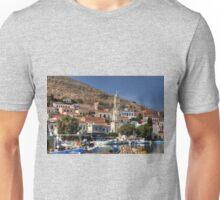 Halki Fishing Boats Unisex T-Shirt