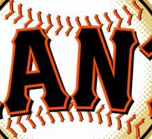 San Francisco Giants   Sports Sticker