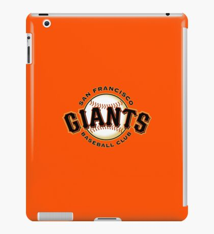 San Francisco Giants | Sports iPad Case/Skin