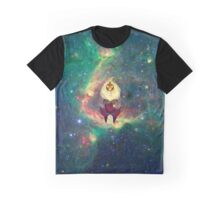 Bard in space Graphic T-Shirt