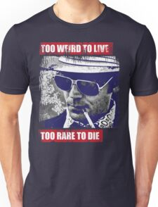 Gonzo Hunter S Thompson Unisex T-Shirt