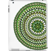 Evergreen Mandala iPad Case/Skin