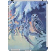 Polar Owl iPad Case/Skin