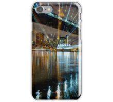 Warp City 5 iPhone Case/Skin
