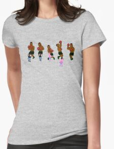 Tyson TKO 1 Womens Fitted T-Shirt