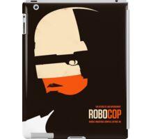 Robo Cop  iPad Case/Skin