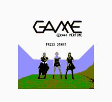 Perfume Game NES Start Screen Unisex T-Shirt