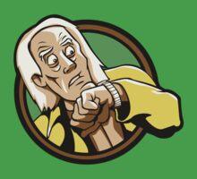 Time Travelers, Series 1 - Doc Brown (Alternate) One Piece - Short Sleeve